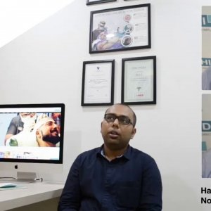 Anirman Basu Shares His Feedback Regarding DHI Technique- Global Leader in Hair Transplant