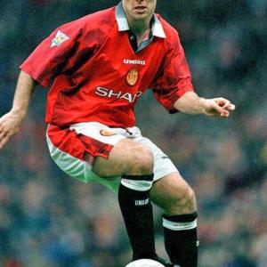 Ben Thornely Manchester Utd
